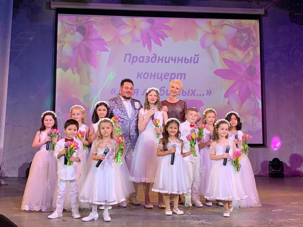 В Тверском районе прошел весенний фестиваль «Для любимых»