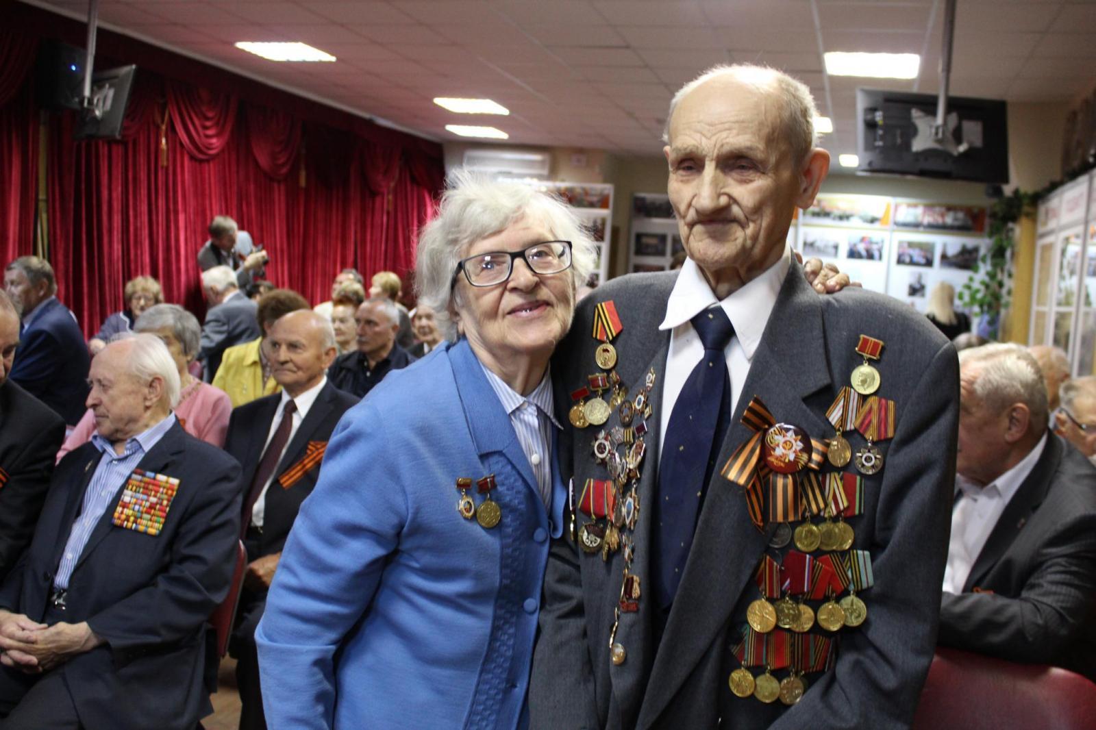 День семьи, любви и верности в Московском Комитете ветеранов войны